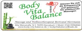 Body Vita Balance