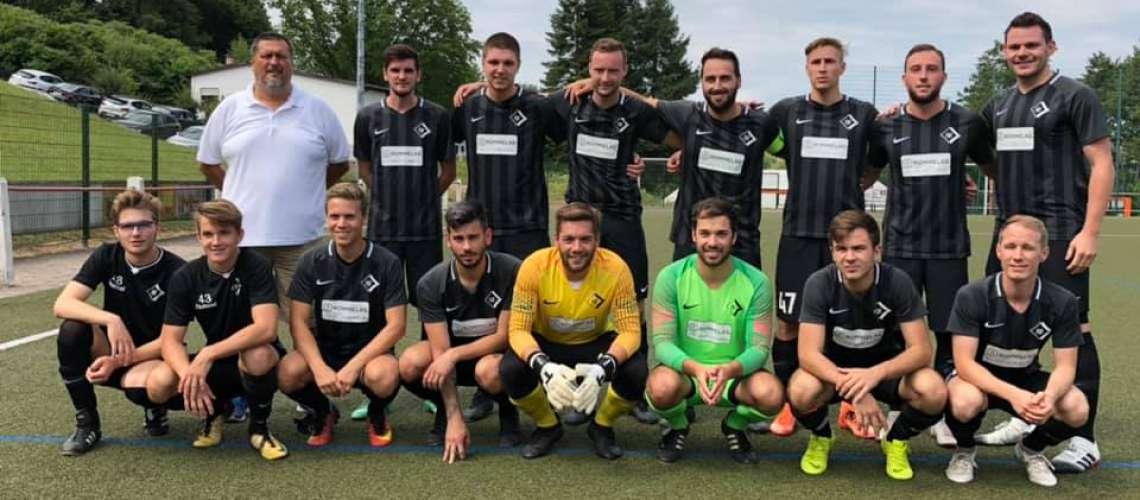 2019 Herren Testspiel Sinzheim